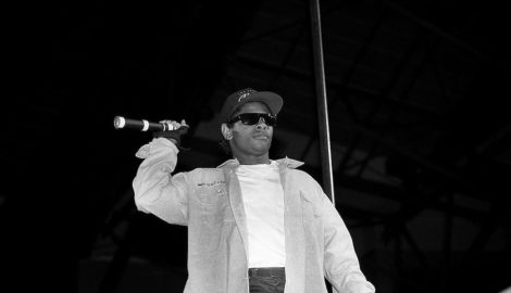 Remembering Eazy-E