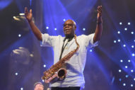 Manu Dibango, Afro-Jazz Saxophonist, Dies at 86 Due to Coronavirus