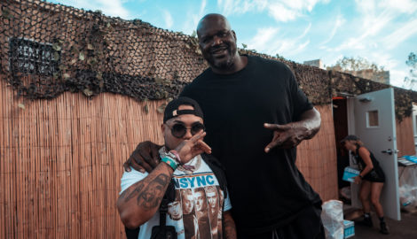 Shaquille O'Neal on His New EDM Track