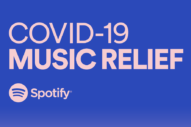 Spotify to Launch COVID-19 Music Relief Project