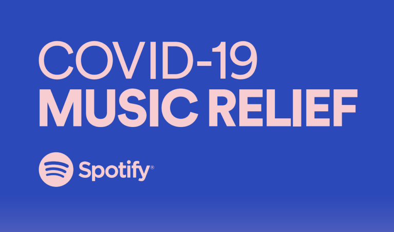 Spotify Music Relief