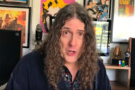 'Weird Al' Yankovic Shows Us How Social Distancing Isn't Always a Bad Thing With 'One More Minute'
