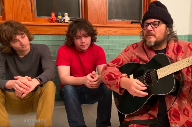 Jeff Tweedy Live From the Lavatory