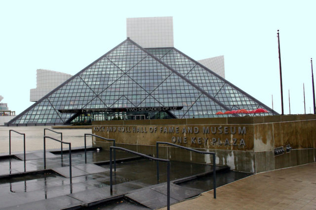 The Rock & Roll Hall of Fame closes amidst coronavirus outbreak