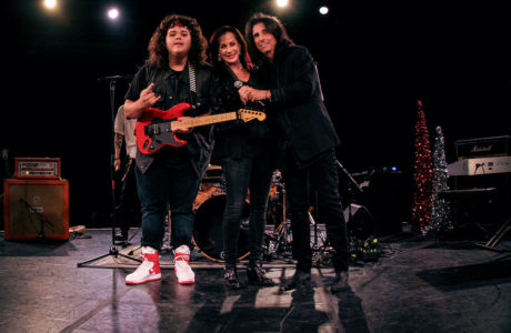 Alice Cooper Provides a Solid Rock for Teens During COVID-19 Crisis
