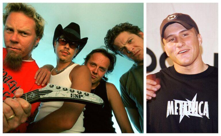 Shawn Fanning Metallica