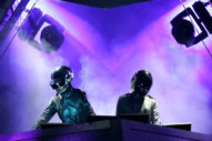 Daft Punk to Compose Score for Dario Argento's Upcoming Film 'Occhiali Neri'
