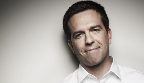 Ed Helms: A Lot More Mr Nice Guy