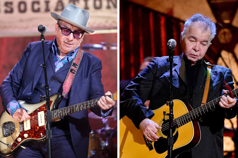 Elvis Costello John Prine