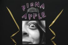 fiona apple album cover
