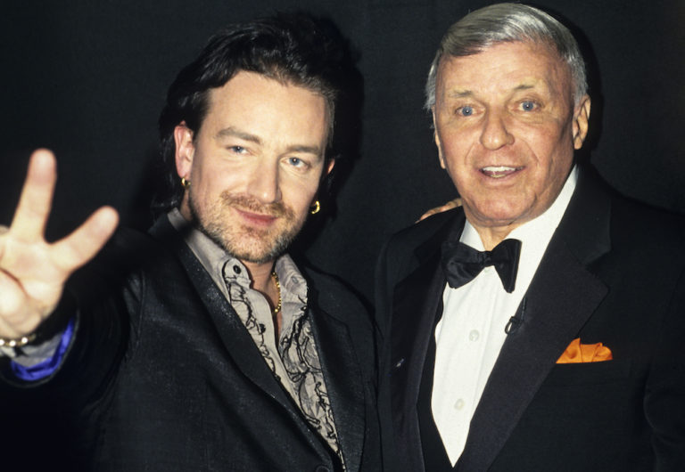 Bono Frank Sinatra