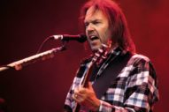 Neil Young Plays More Rarities in <i>Fireside Sessions 4</i> Livestream