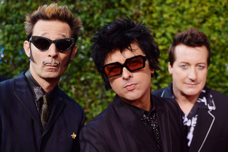 Green Day in 2019