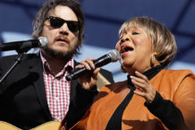 Jeff Tweedy Mavis Staples
