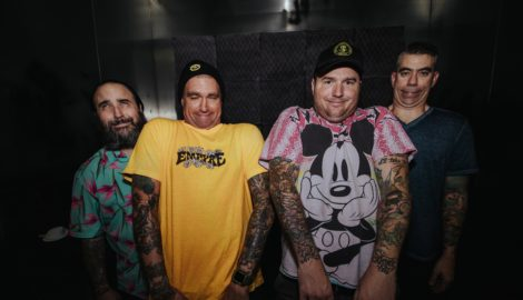 New Found Glory Discuss <i>Forever + Ever x Infinity</i>