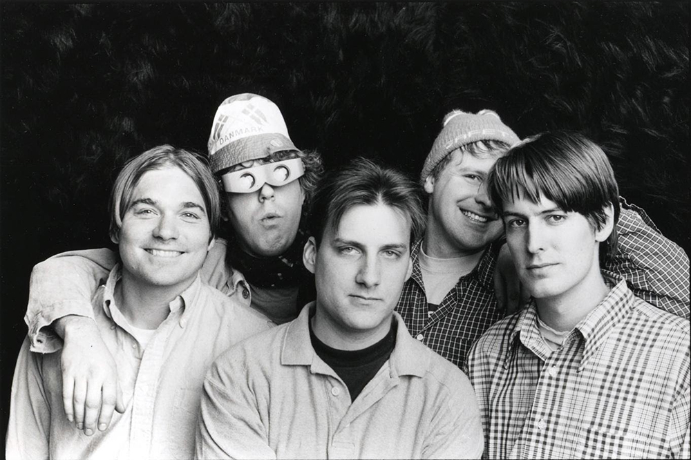 Photo of Pavement from the 90s