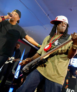 Flavor Flav Calls Chuck D Out for April Fool's Joke