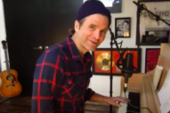 Ben Gibbard Covered Nirvana in Latest Livestream