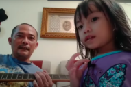 Rage Against the Machine's 'Killing in the Name' Covered by Father and Toddler Daughter