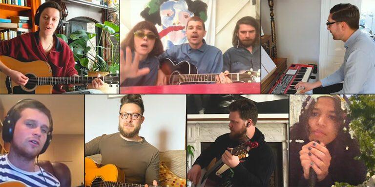 alt-J, Grouplove, Jealous of the Birds, Briston Maroney, Benjamin Scheuer and Sofia D'Angelo (MICHELLE)