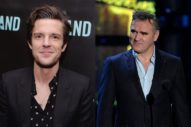 Brandon Flowers Admits It's 'Difficult' to Separate Morrissey's Politics and Music