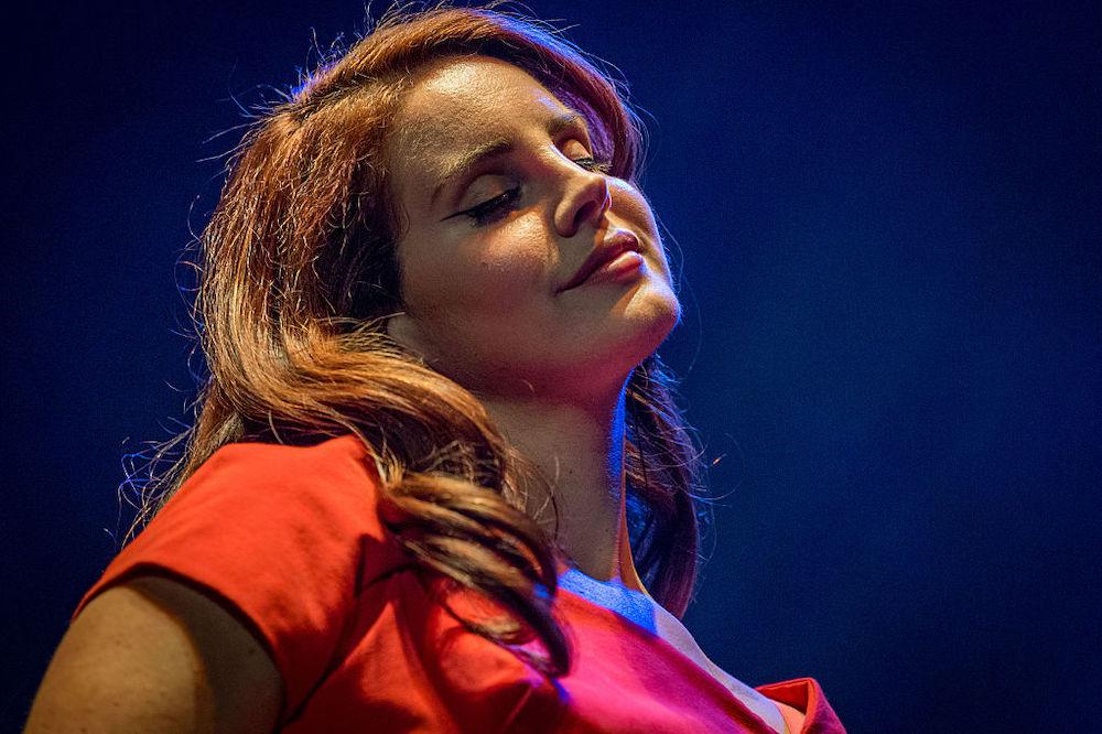 Lana Del Rey spoken word poetry album