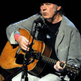 Neil Young Says He's Spending