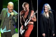 Michael Stipe, Flea, Patti Smith and More Team Up For Pathway to Paris Livestream Concert
