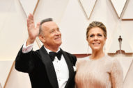 Tom Hanks and Rita Wilson Donate Blood For COVID-19 Vaccine Research