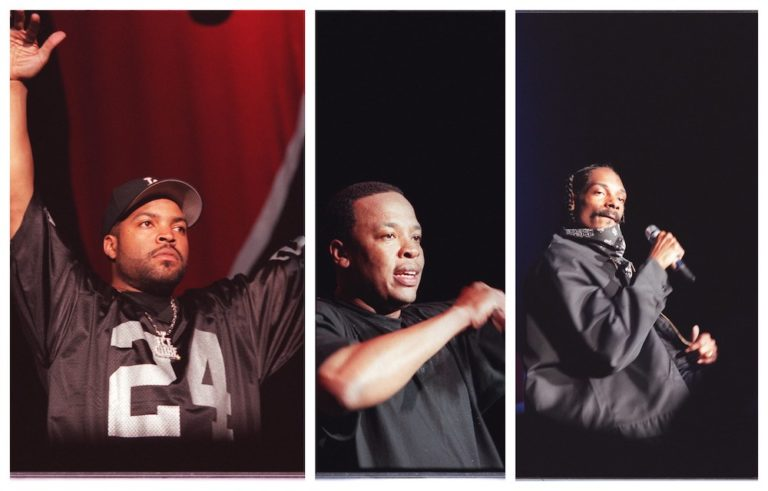 Ice Cube Dr Dre Snoop Dogg