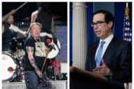 Axl Rose and Treasury Secretary Steven Mnuchin Are Fighting on Twitter