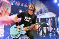 Dave Grohl on Transitioning From Touring Rock Star to Chili-Cooking Family Man