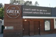 Los Angeles' Greek Theatre Cancels 2020 Concert Season