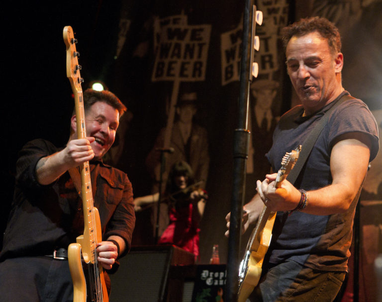 Bruce Springsteen Dropkick Murphys