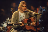 Kurt Cobain's <i>MTV Unplugged</i> Guitar Sells for Over $6 Million