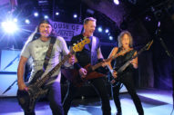 Metallica to Stream London Club Show From 2016