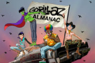 Gorillaz to Release Book Celebrating 20-Year Visual History
