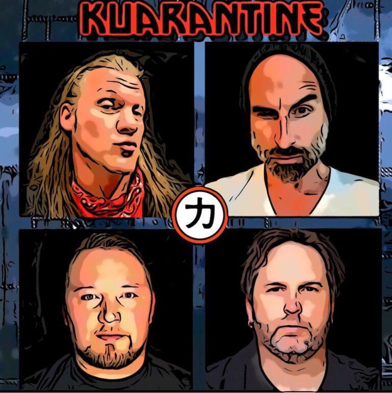 Kuarantine KISS cover band