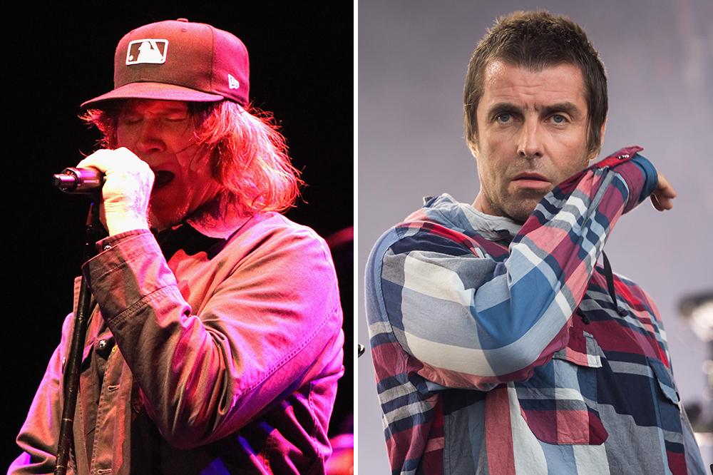 Mark Lanegan Liam Gallagher