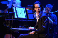 Nick Cave on How 'Musicians All Stand on the Shoulders of Each Other' by 'Stealing'