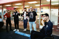 Portugal. The Man Fights Book Ban in Former Hometown