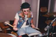 Steven 'Thee Slayer Hippy' Hanford, Former Drummer for Poison Idea, Dies at 50