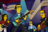 Weezer Give <i>The Simpsons</i>' Theme Song the Rock Concert Treatment