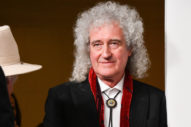 Brian May Suffered Small Heart Attack, Compressed Sciatic Nerve After Gardening Accident