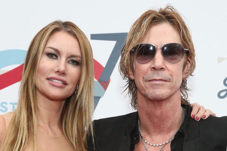 Duff and Susan McKagan