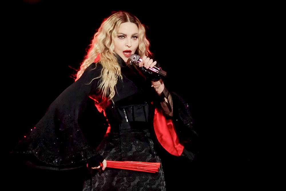Madonna Rips Minneapolis Police Officers After George Floyd Death: 'This Has to Stop!!'