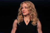 Madonna Reveals Her 'Current Wardrobe Sitch' in Overly Revealing Photo