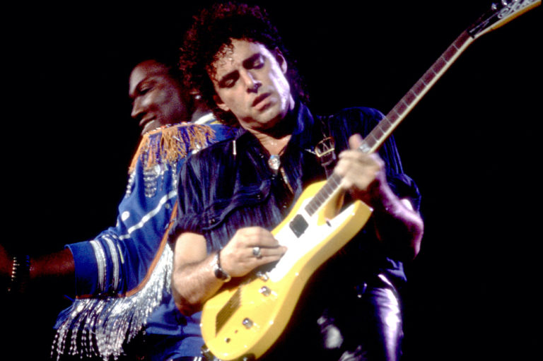 Randy Jackson And Neal Schon of Journey