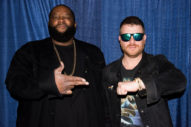 Run the Jewels Share Lyric Video for 'JU$T'