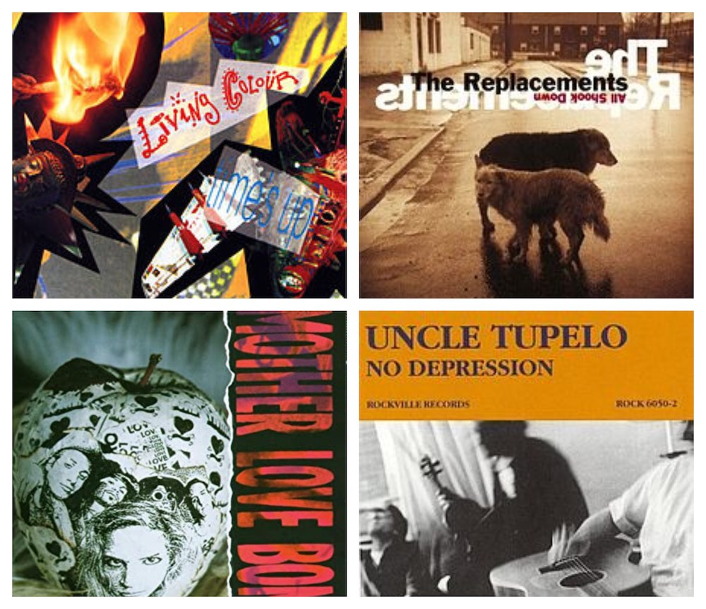 30 Great Albums From 1990 That Deserve Their Own 30th Anniversary Pieces